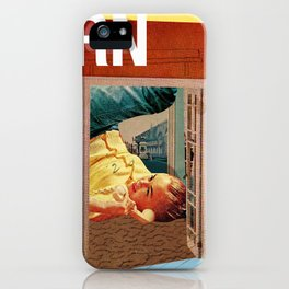 Modern Living  iPhone Case