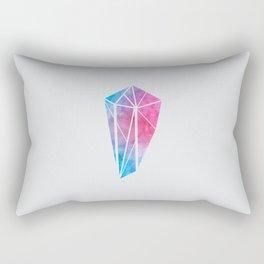 Cristal Aquarelle Rectangular Pillow