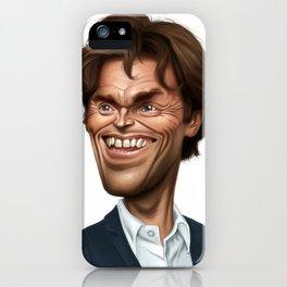 Willem Dafoe iPhone Case