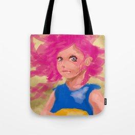 Fuxia Tote Bag