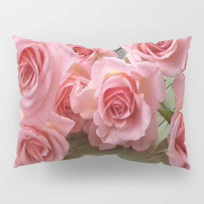 TAKE TIME TO SMELL THE ROSES Pillow Sham