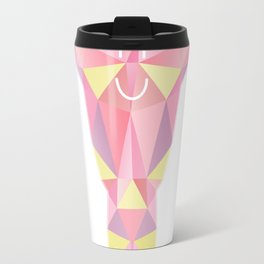 Royal Uterus Pattern Travel Mug