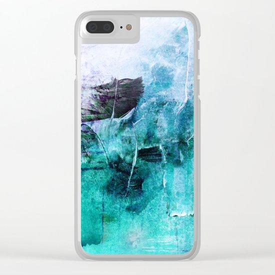 alla prima 17-III Clear iPhone Case