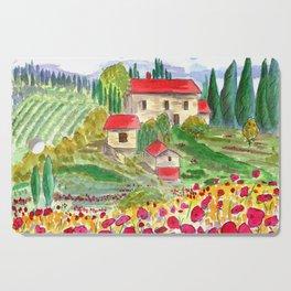 Tuscan Cutting Board