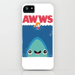 AWWS iPhone Case