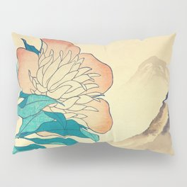 Mutual Admiration in Dana Pillow Sham