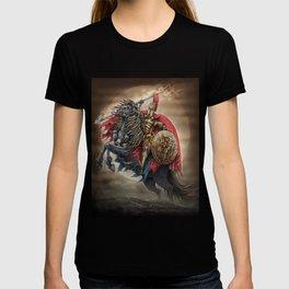 Spartan's army T-shirt