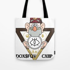 Great Symbol of Stan Tote Bag