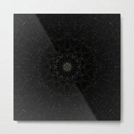 space night/ Zeit der Sterne Metal Print
