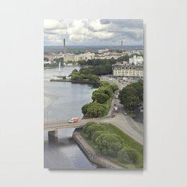 Modern Vyborg II Metal Print