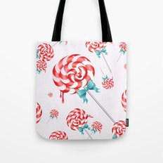 Lollies Tote Bag