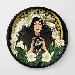 Melinoe Wall Clock