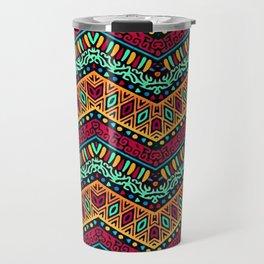 African Style No1 Travel Mug