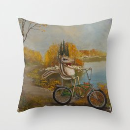 Hookie Throw Pillow