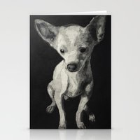 chihuahua Stationery Cards featuring Chihuahua dog  by Sara.pdf
