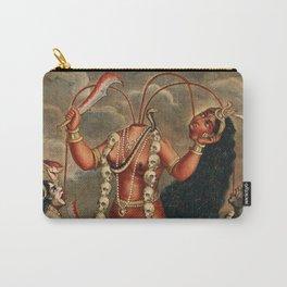 Chhinnimasta Hindu Goddess of Contradiction Carry-All Pouch