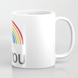 Be You - LGBT Pride Coffee Mug