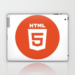HTML (HTML5) Laptop & iPad Skin