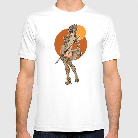 Star Wars tusken pinup T-shirt