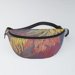1981 Year of the Rooster Fanny Pack