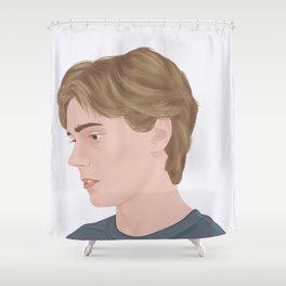 Skam | Isak Valtersen #2 Shower Curtain