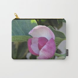 A Fig Prefigured Carry-All Pouch