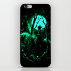The Hunter iPhone & iPod Skin