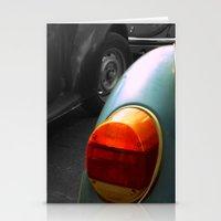 volkswagen Stationery Cards featuring Volkswagen by habish
