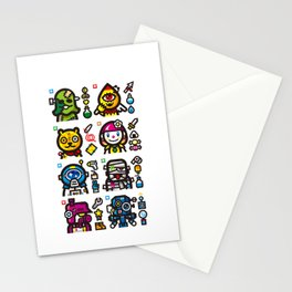 STRANGE SQUAD Stationery Cards