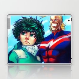 Hero Academia: One For All Laptop & iPad Skin
