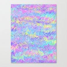 Four Colors Canvas Print