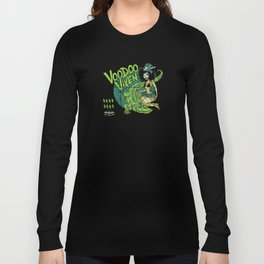 Voodoo Vixen Long Sleeve T-shirt