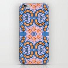 Kaleidoscope #3 iPhone & iPod Skin