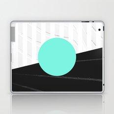 Teal Laptop & iPad Skin