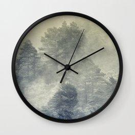"""Simbiosis IV"" Wall Clock"