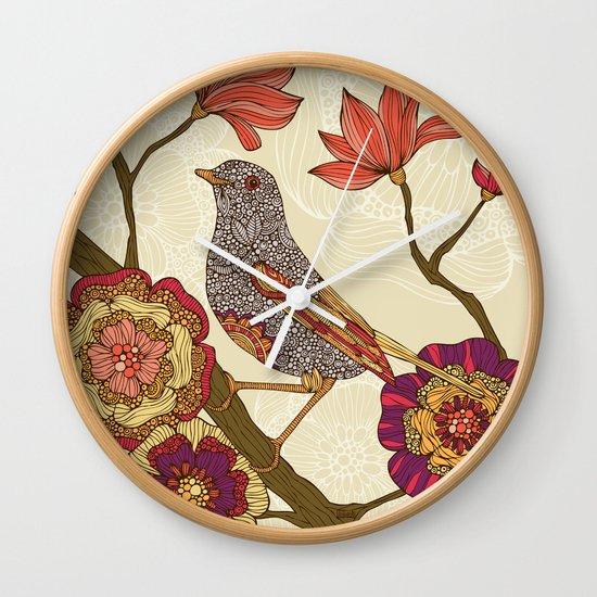 Frisky Christy Wall Clock