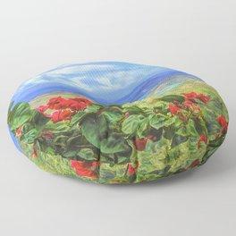 St. John Vista Floor Pillow