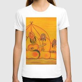 Jellybean Band T-shirt