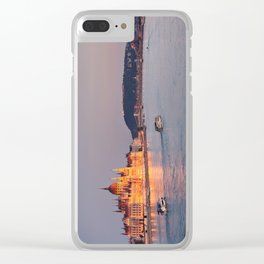 Budapest Parliament. Clear iPhone Case