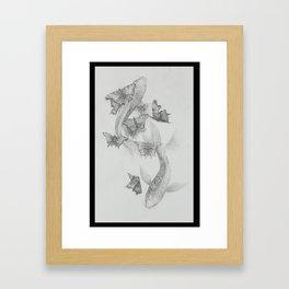 Hope and Dream Framed Art Print