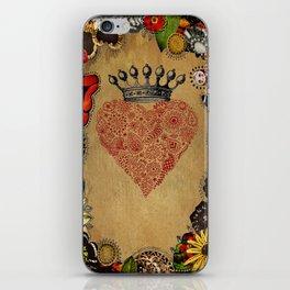 The Claddagh iPhone Skin