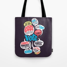 Vote! Tote Bag