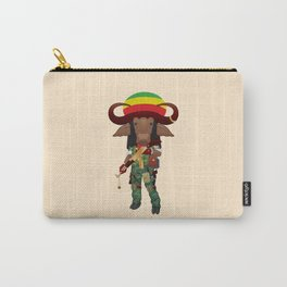 Buffalo Soldier Carry-All Pouch