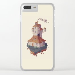 The burrow HP Clear iPhone Case