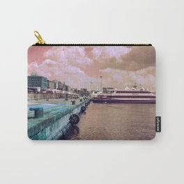 Port of Naples Experimental Carry-All Pouch