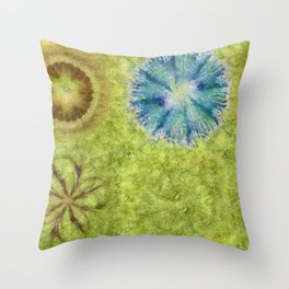 Empurples Mental Picture Flower  ID:16165-094016-44020 Throw Pillow