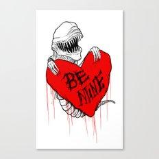 Bursting with Love Canvas Print