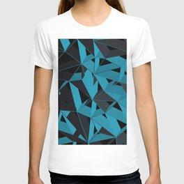 3D Futuristic GEO BG II T-shirt
