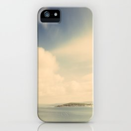 Fistral Beach, Newquay, Cornwall iPhone Case