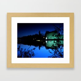 On the Waterfront Framed Art Print